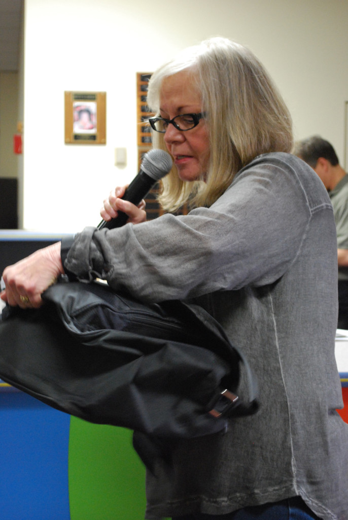 Debbie Raffle Bag